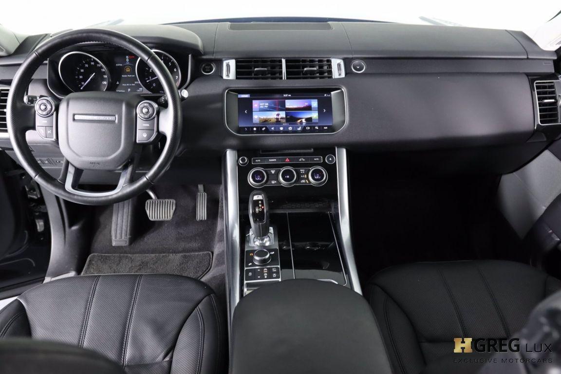 2017 Land Rover Range Rover Sport HSE #45