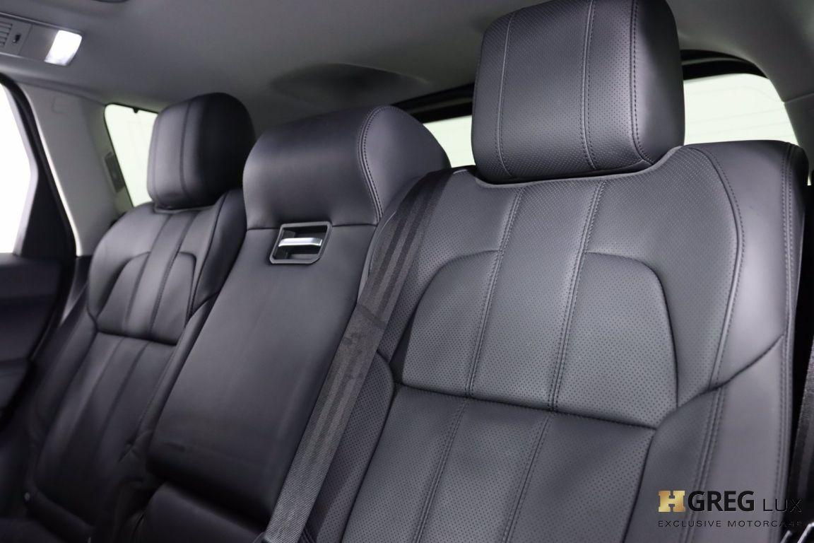 2017 Land Rover Range Rover Sport HSE #29