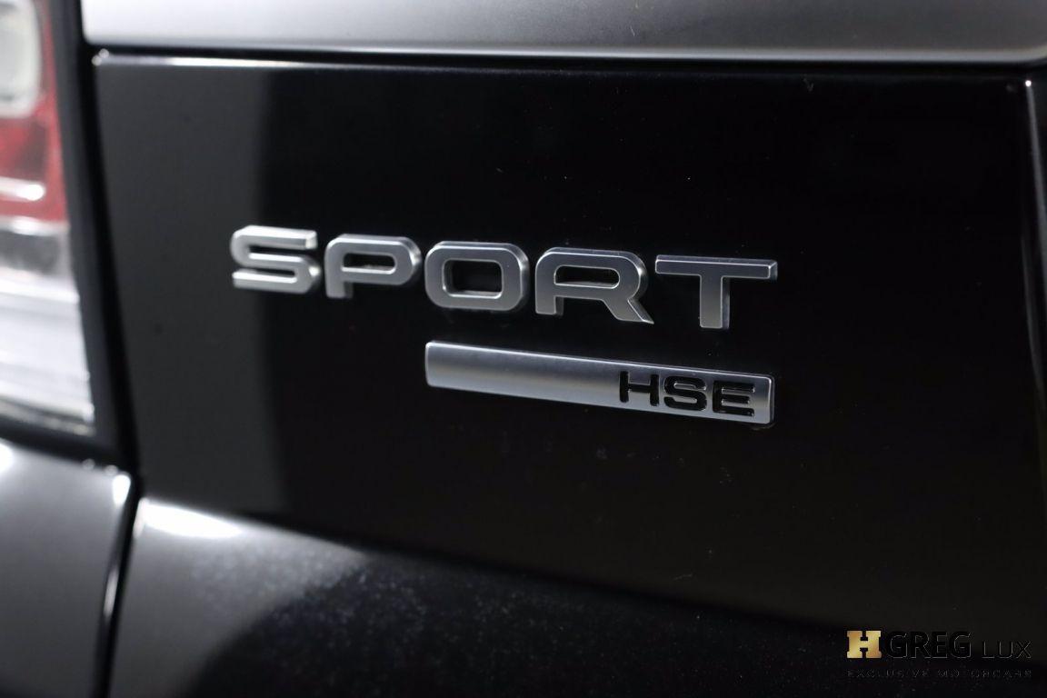 2017 Land Rover Range Rover Sport HSE #20