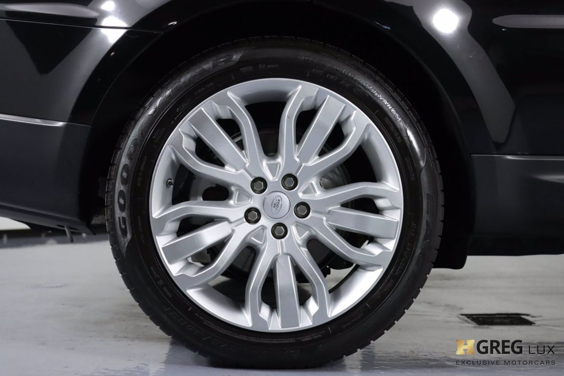 2017 Land Rover Range Rover Sport HSE #15