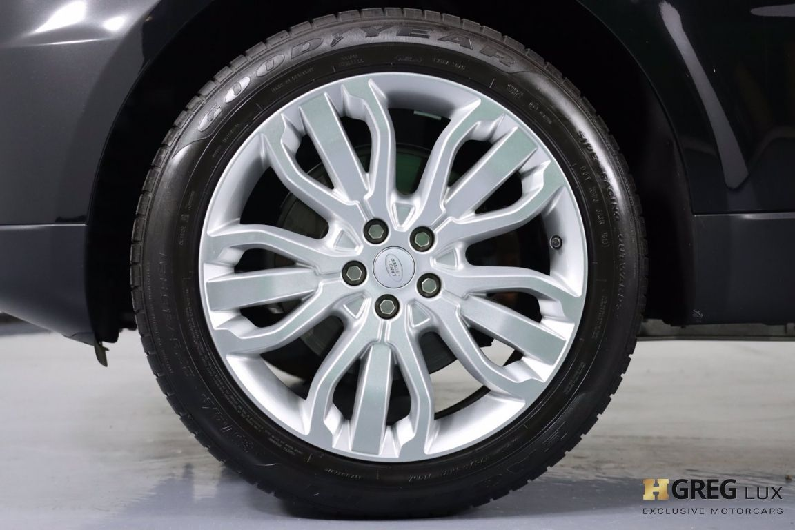 2017 Land Rover Range Rover Sport HSE #24