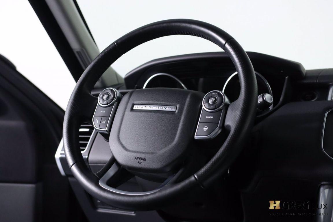 2017 Land Rover Range Rover Sport HSE #47