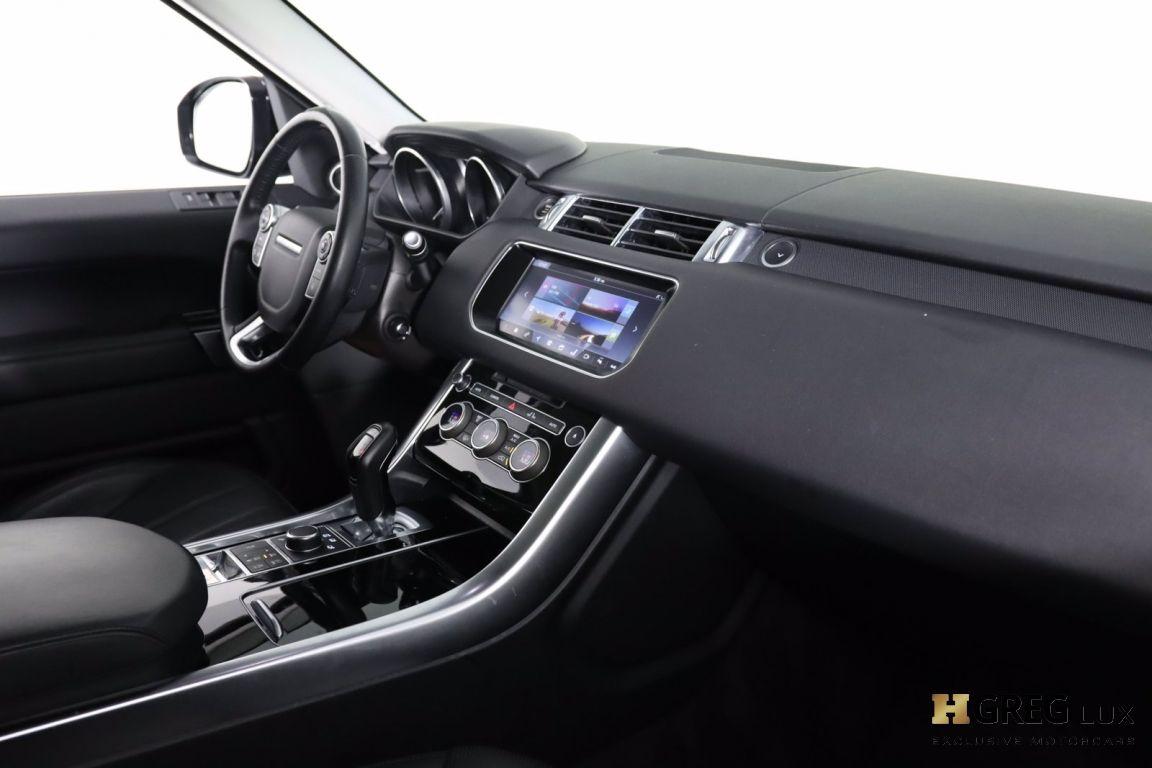 2017 Land Rover Range Rover Sport HSE #49