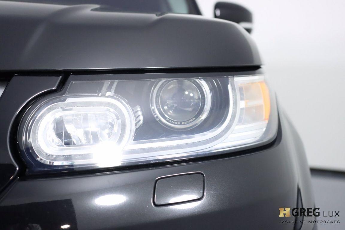 2017 Land Rover Range Rover Sport HSE #6