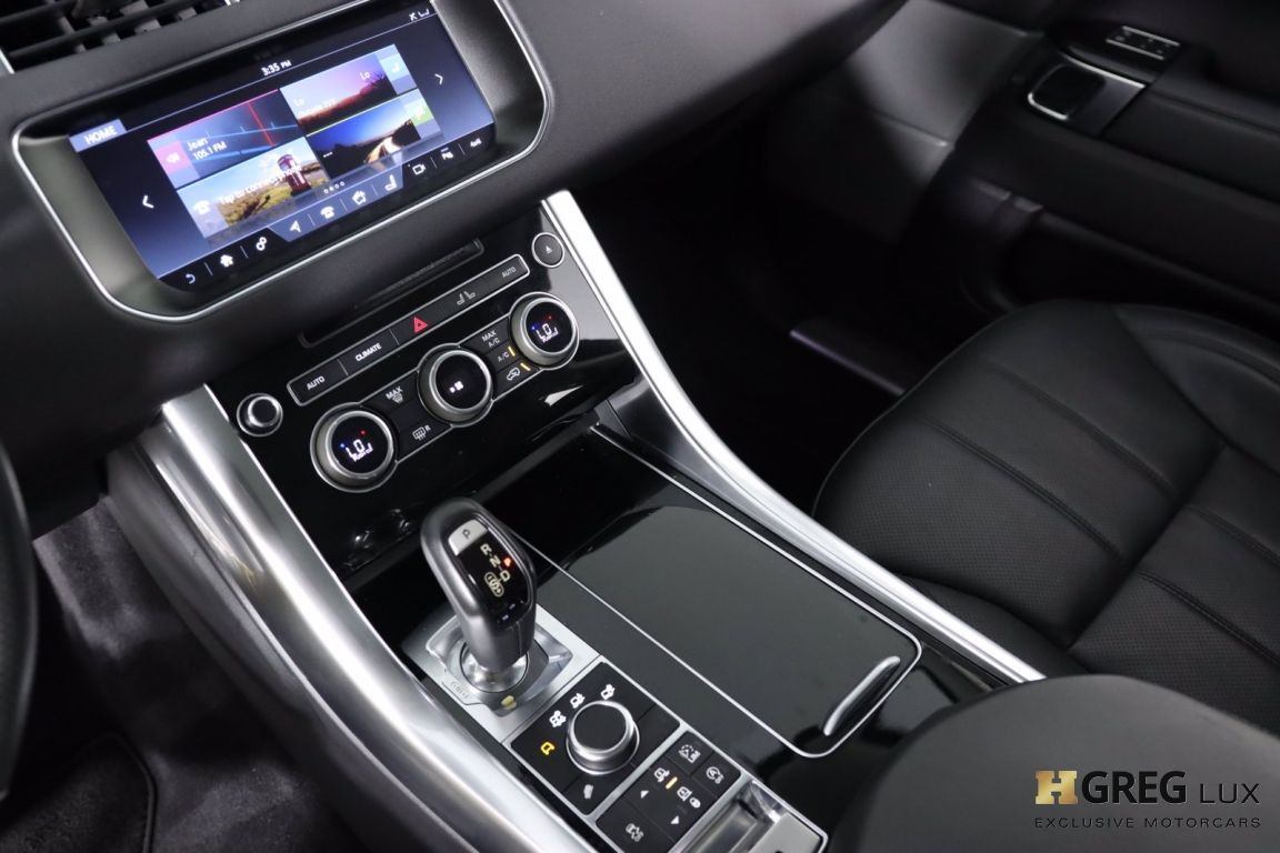 2017 Land Rover Range Rover Sport HSE #37