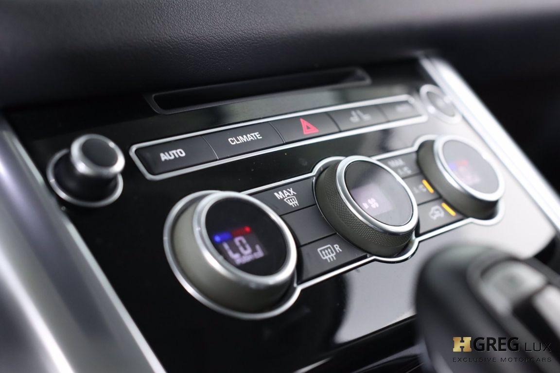 2017 Land Rover Range Rover Sport HSE #38