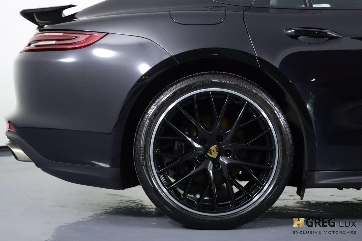 2018 Porsche Panamera 4 #14