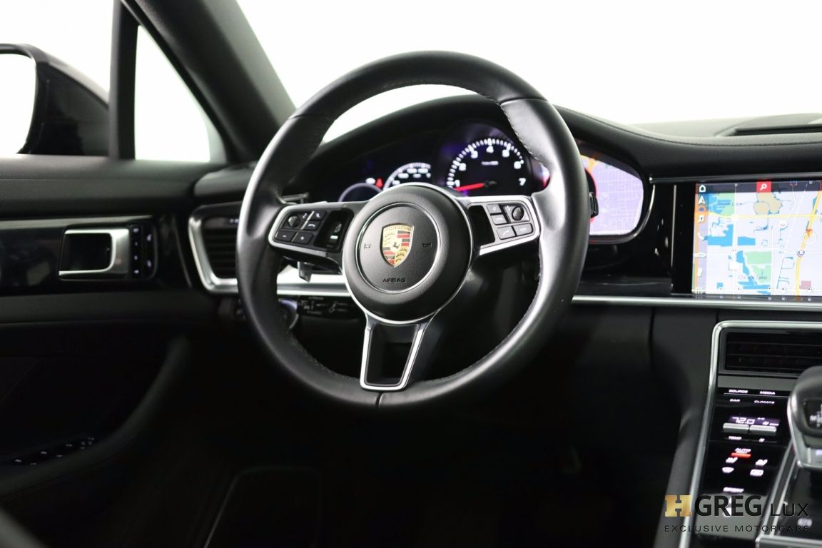 2018 Porsche Panamera 4 #52