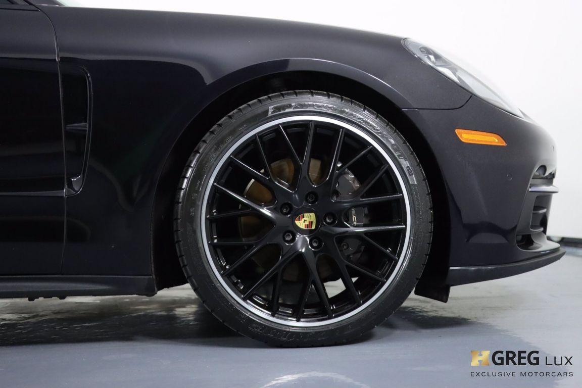 2018 Porsche Panamera 4 #11