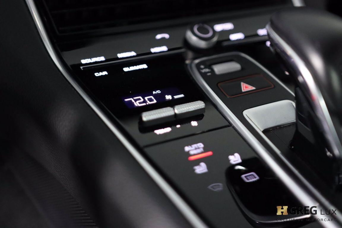 2018 Porsche Panamera 4 #46