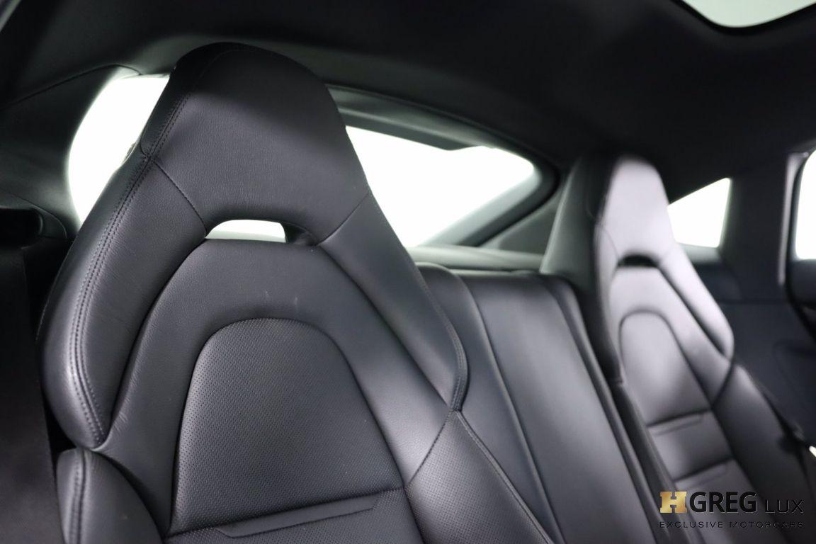 2018 Porsche Panamera 4 #36