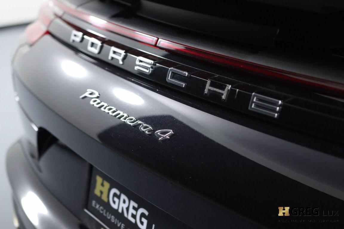 2018 Porsche Panamera 4 #20