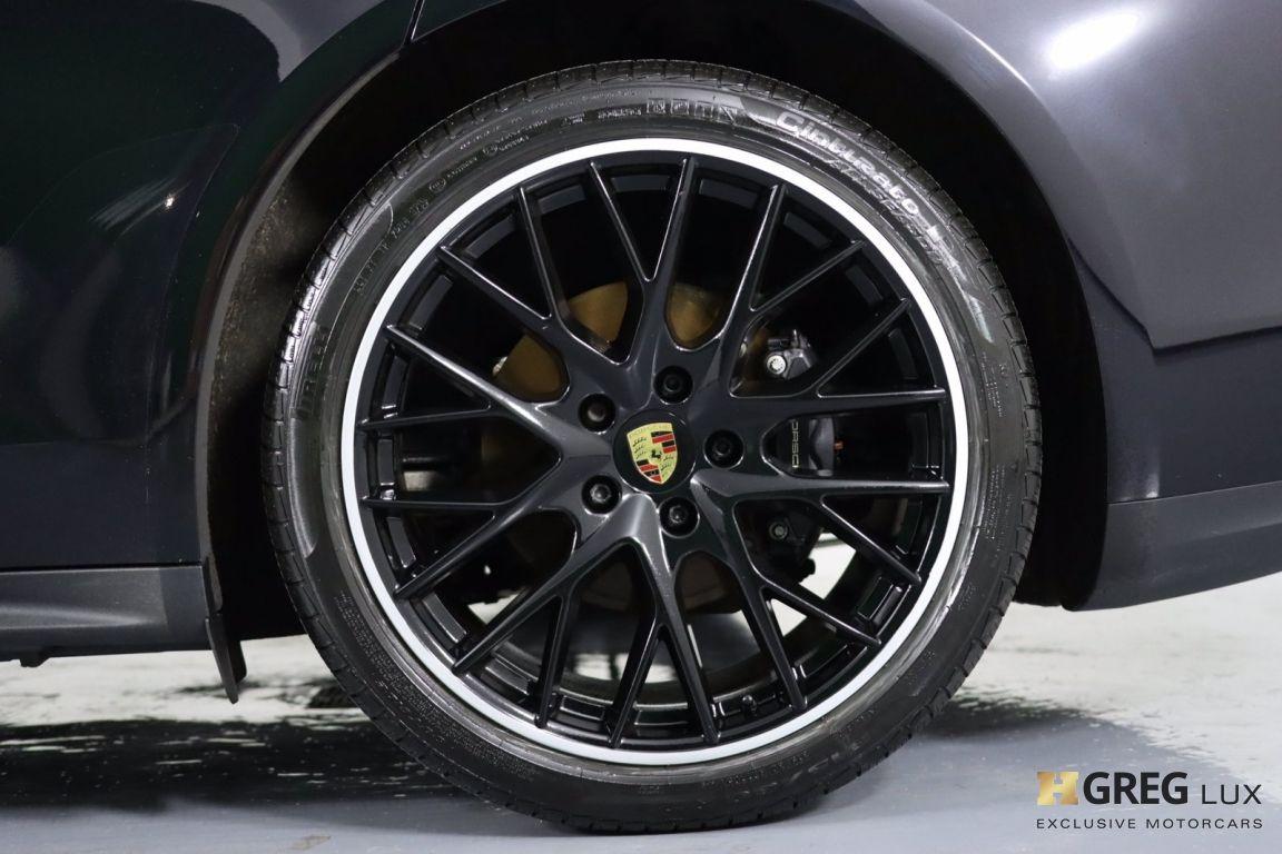 2018 Porsche Panamera 4 #27