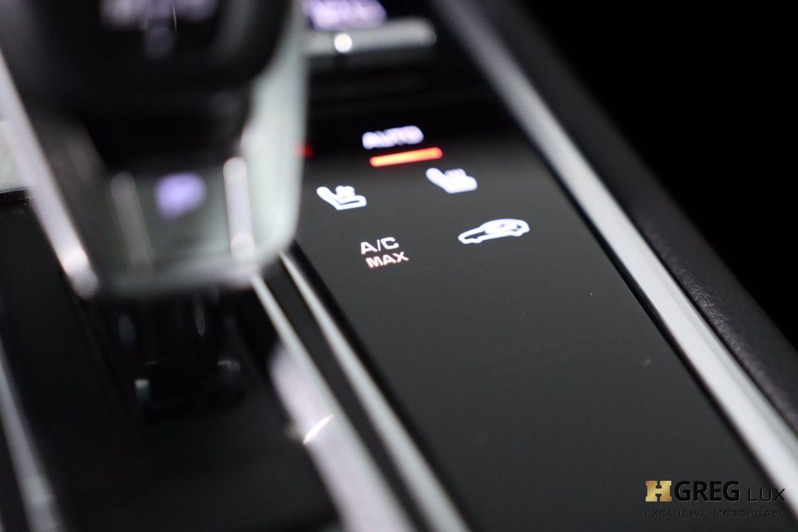 2018 Porsche Panamera 4 #47