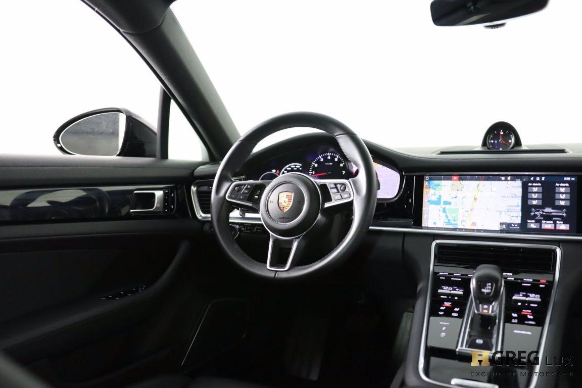 2018 Porsche Panamera 4 #51