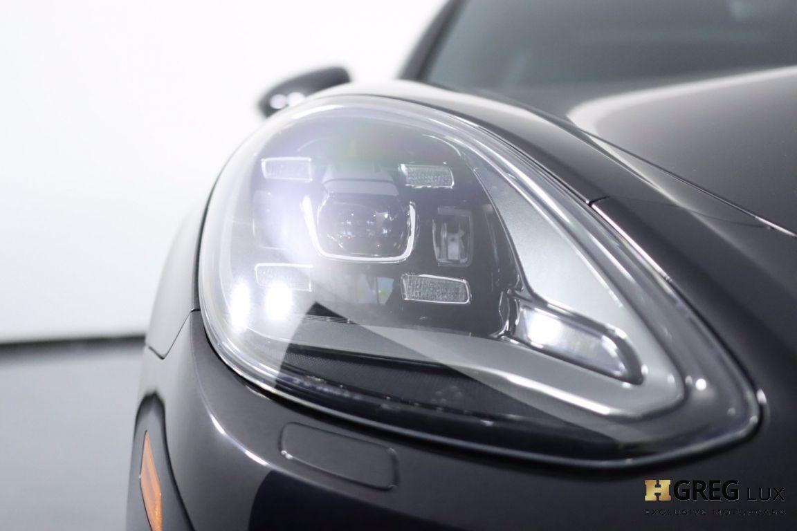 2018 Porsche Panamera 4 #4