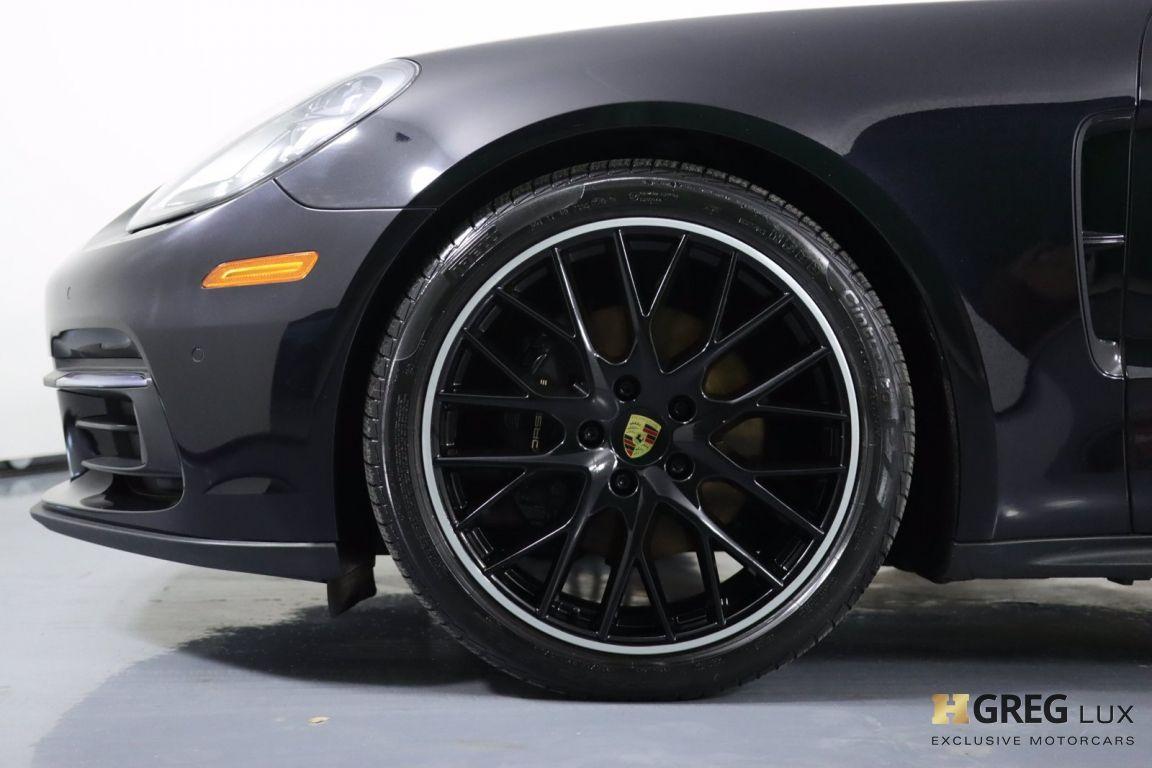 2018 Porsche Panamera 4 #23