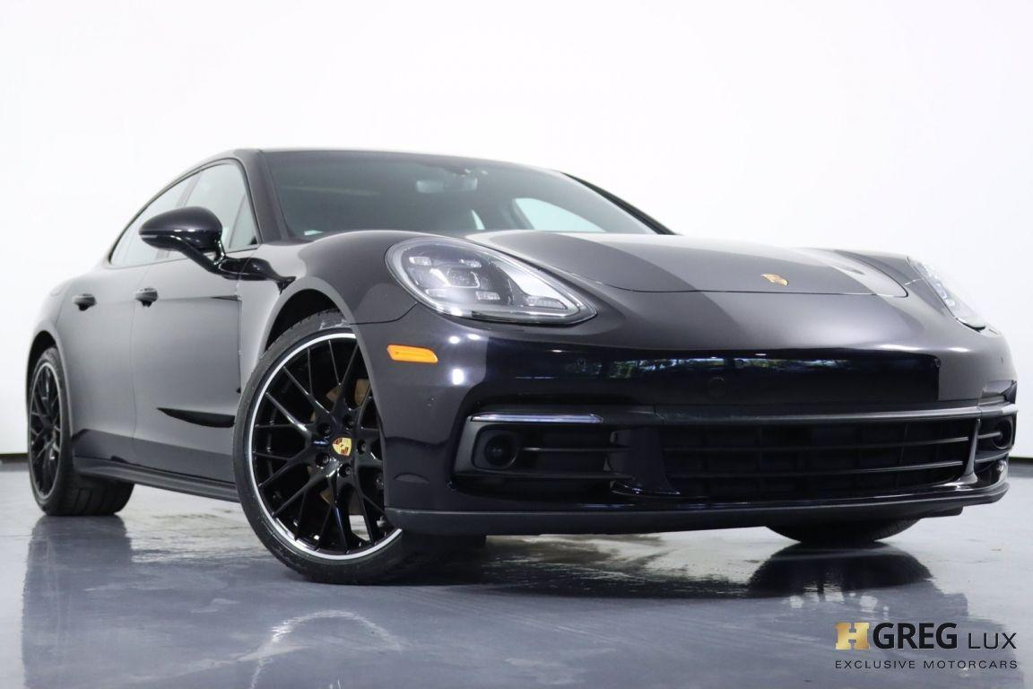 2018 Porsche Panamera 4 #29