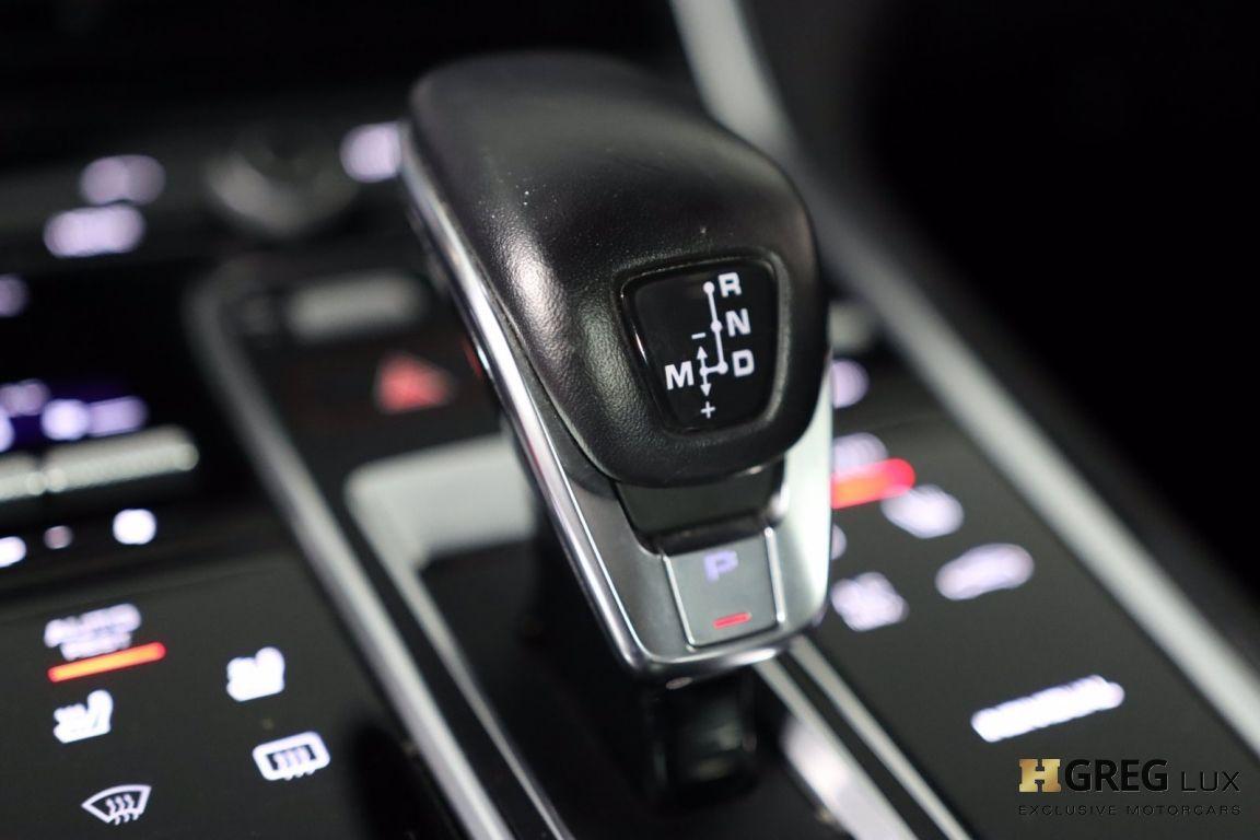 2018 Porsche Panamera 4 #48