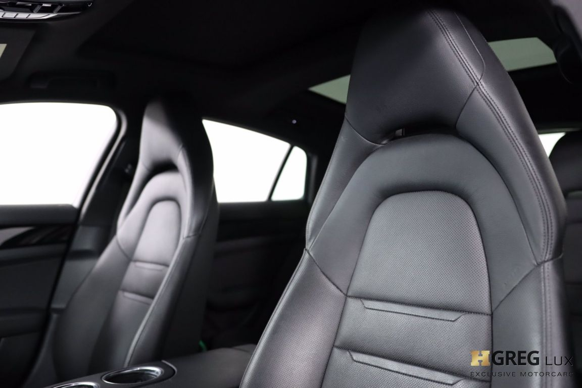2018 Porsche Panamera 4 #2