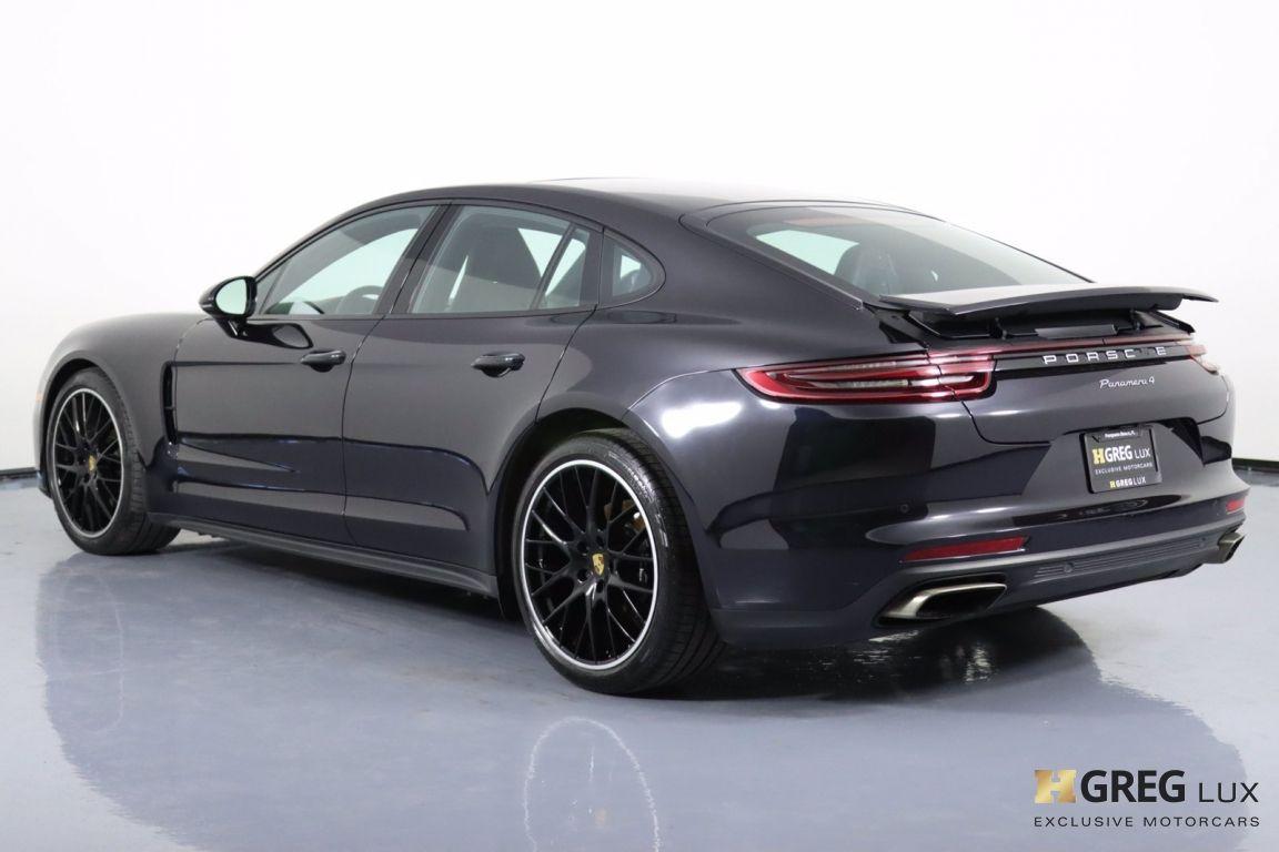 2018 Porsche Panamera 4 #21