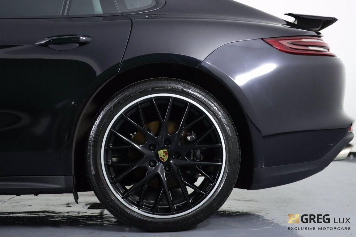 2018 Porsche Panamera 4 #26