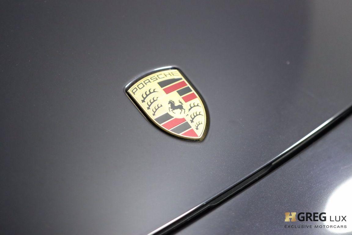 2018 Porsche Panamera 4 #8