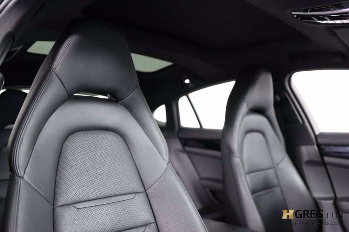 2018 Porsche Panamera 4 #34