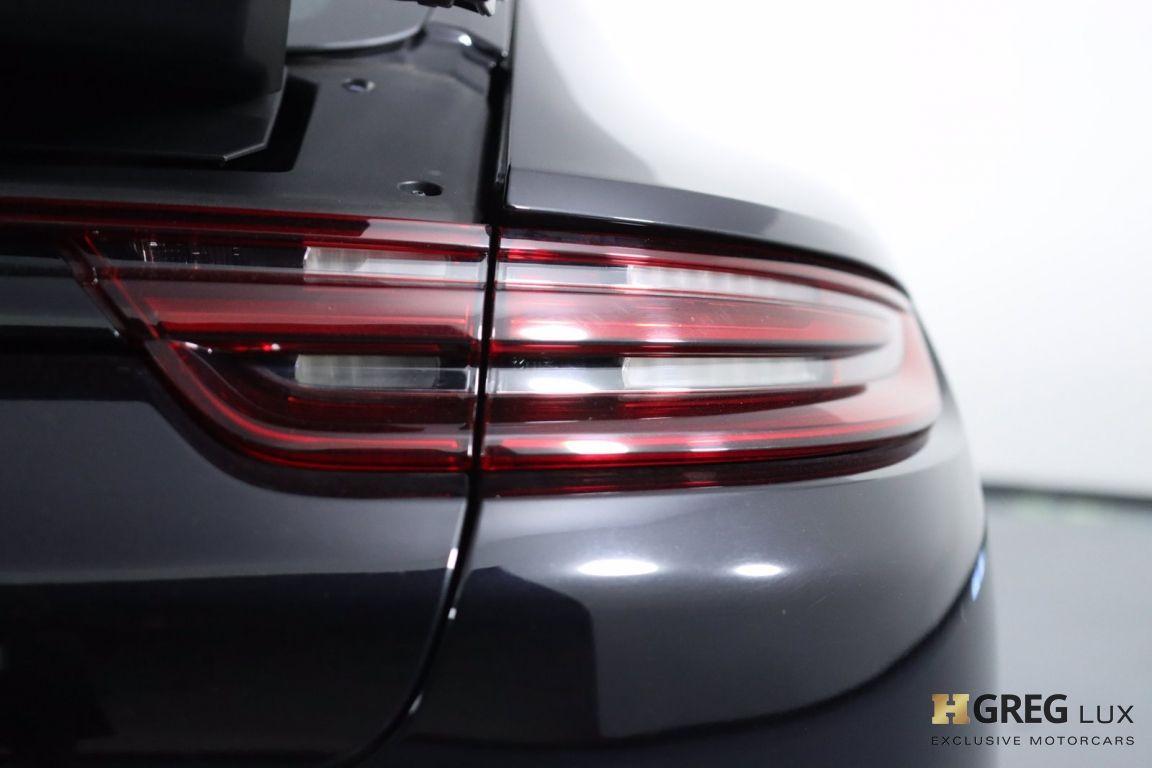 2018 Porsche Panamera 4 #18