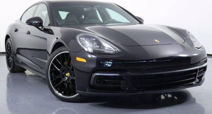 2018 Porsche Panamera 4 #0