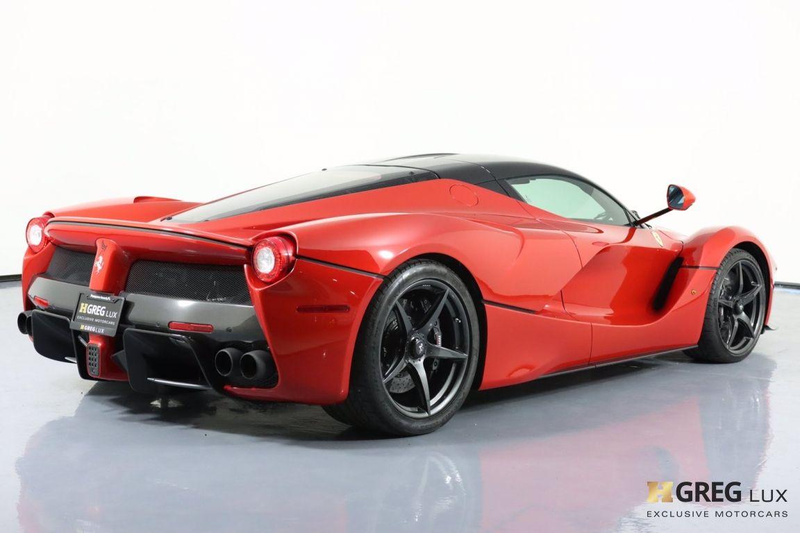 2015 Ferrari LaFerrari  #21