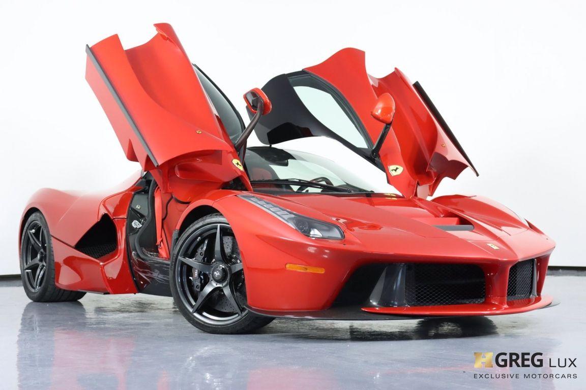 2015 Ferrari LaFerrari  #39