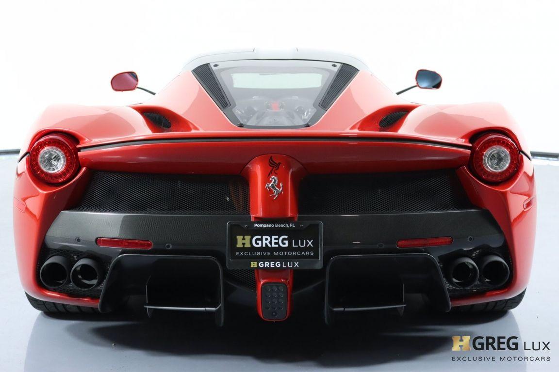 2015 Ferrari LaFerrari  #22