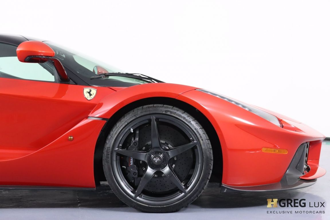 2015 Ferrari LaFerrari  #13
