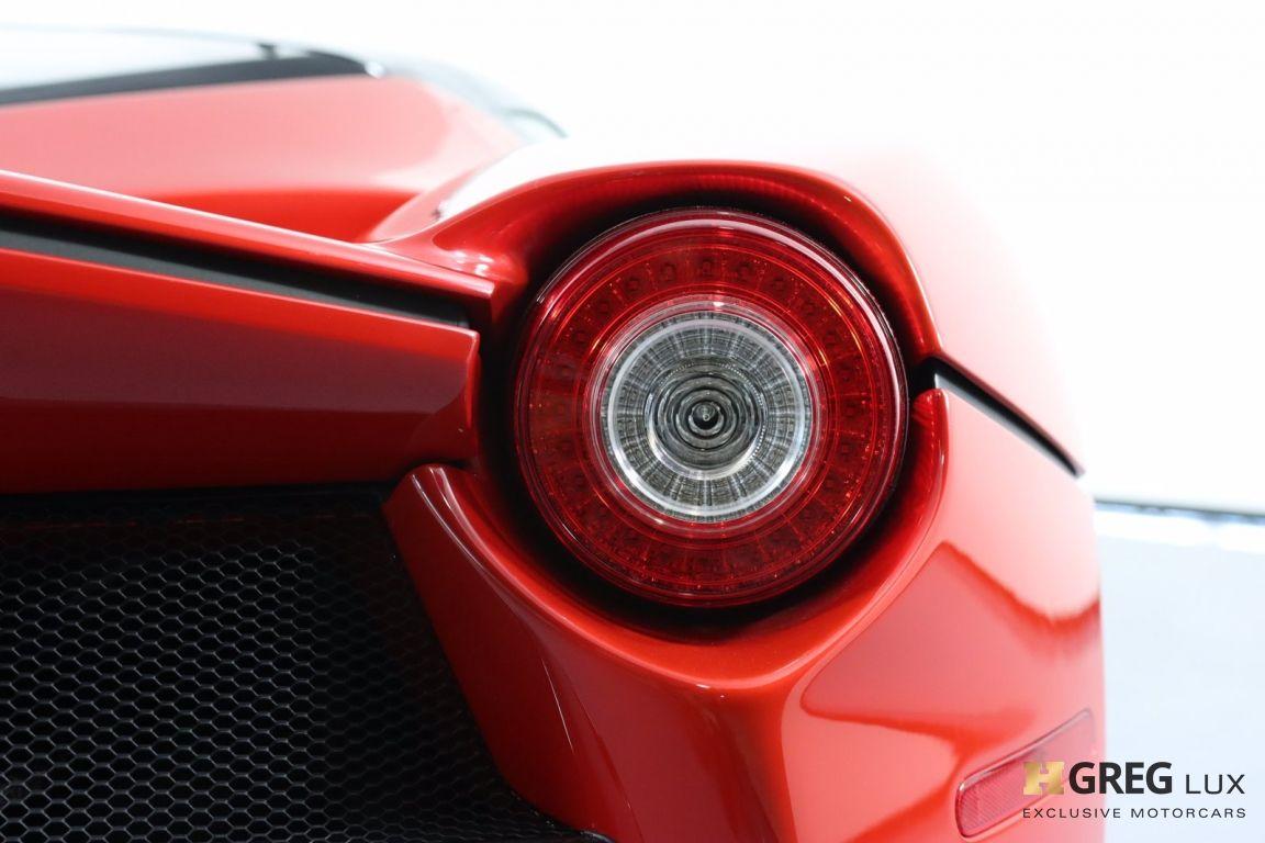2015 Ferrari LaFerrari  #23