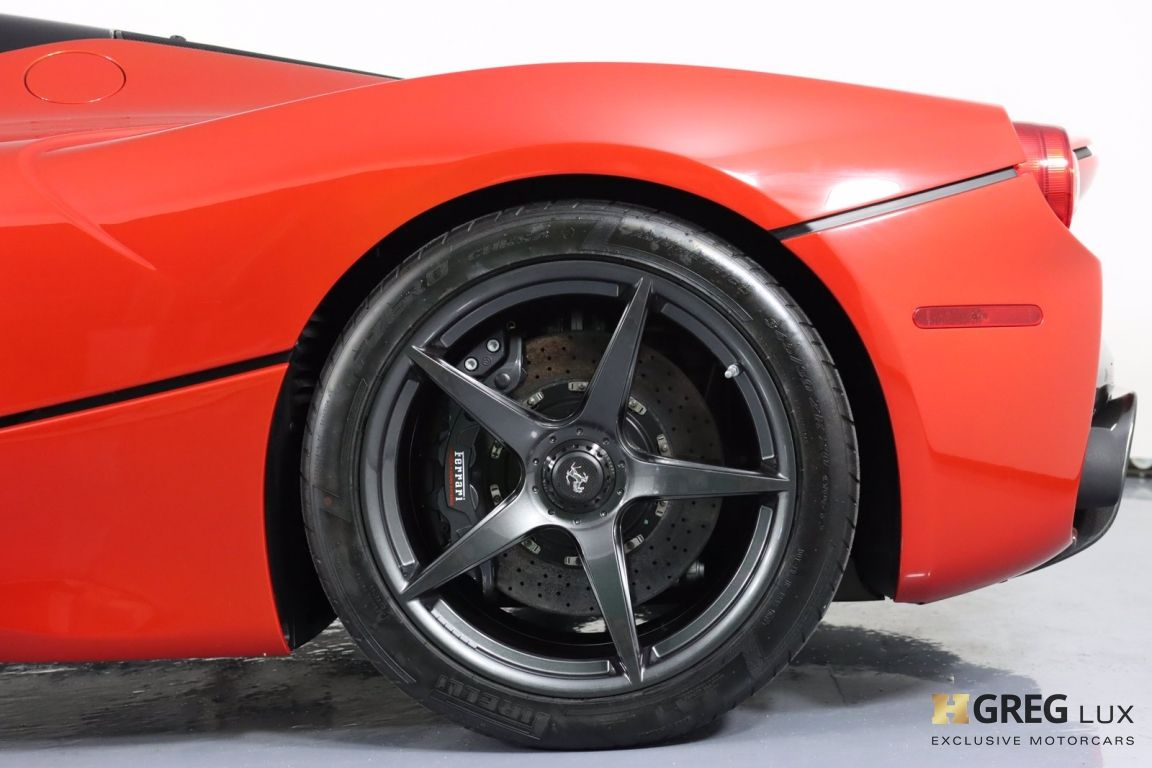 2015 Ferrari LaFerrari  #31