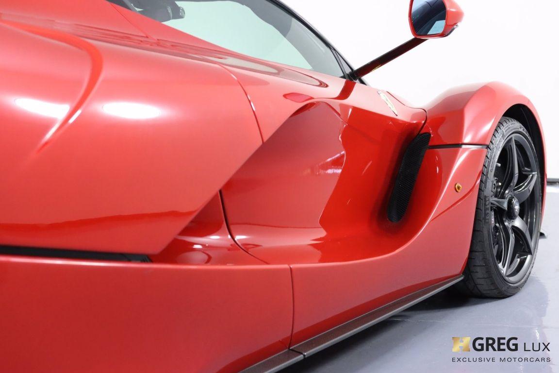 2015 Ferrari LaFerrari  #20