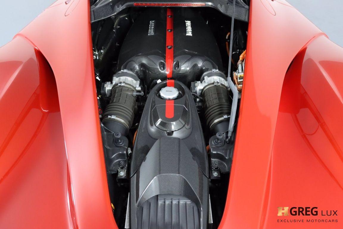 2015 Ferrari LaFerrari  #62