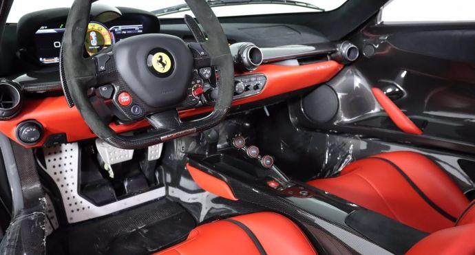 2015 Ferrari LaFerrari  #1