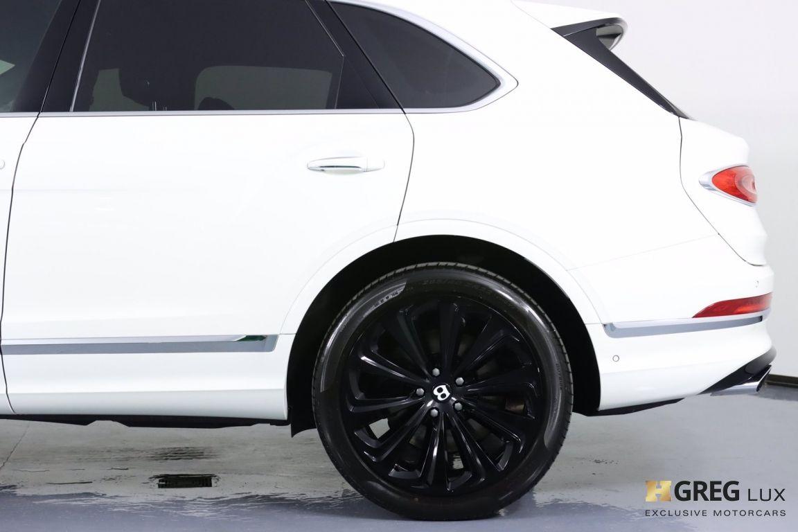 2021 Bentley Bentayga V8 #24