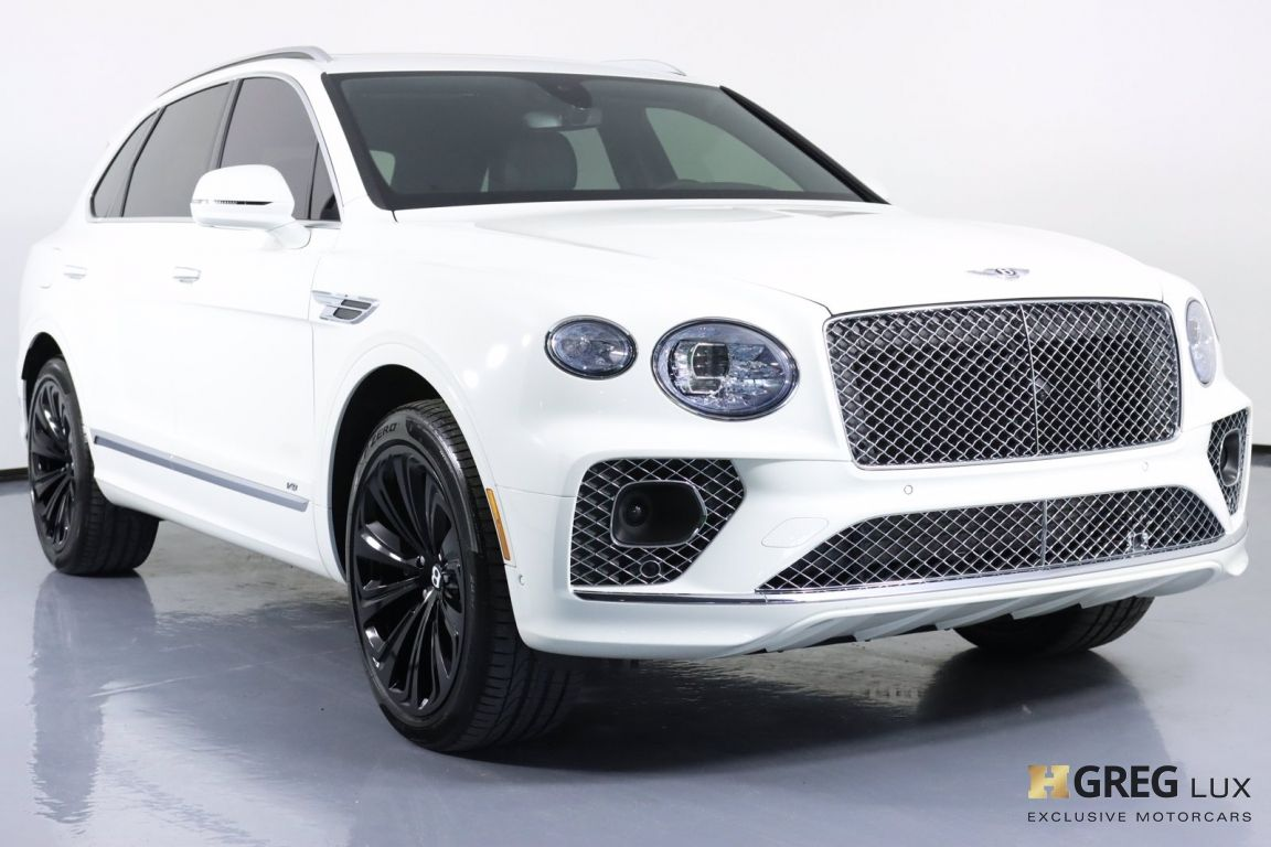 2021 Bentley Bentayga V8 #9