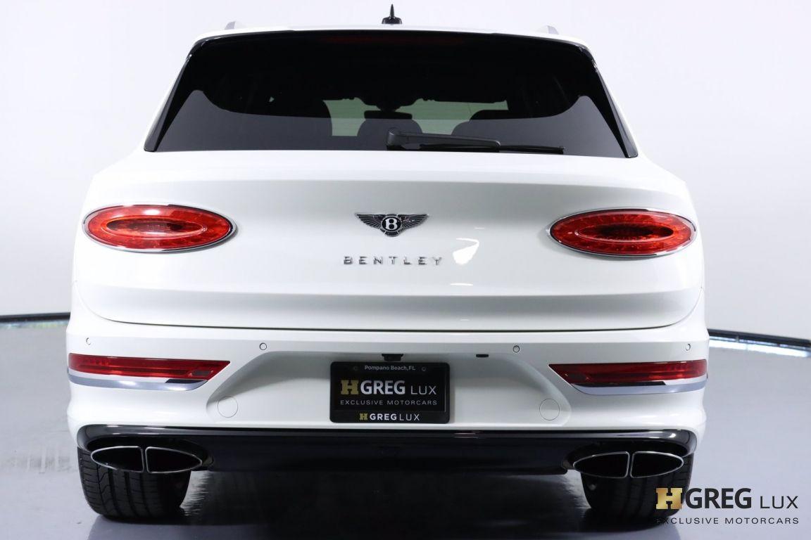2021 Bentley Bentayga V8 #18