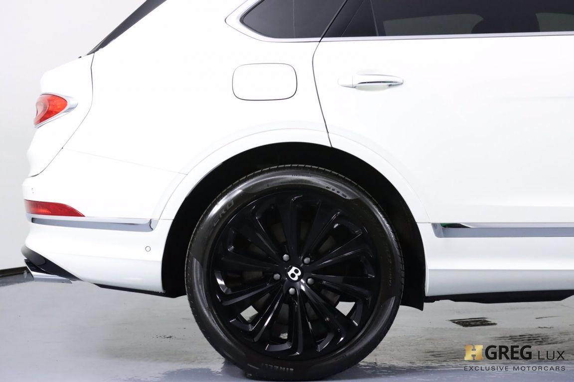 2021 Bentley Bentayga V8 #15