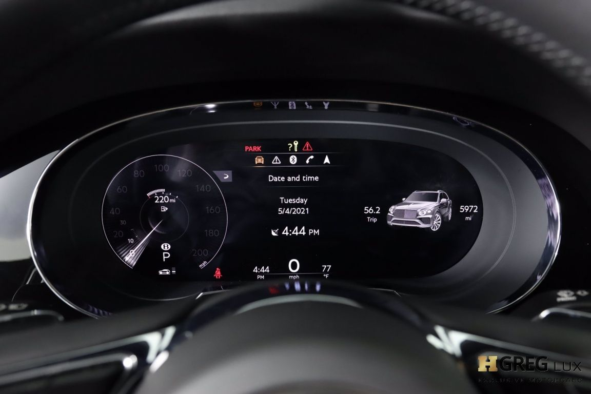 2021 Bentley Bentayga V8 #56