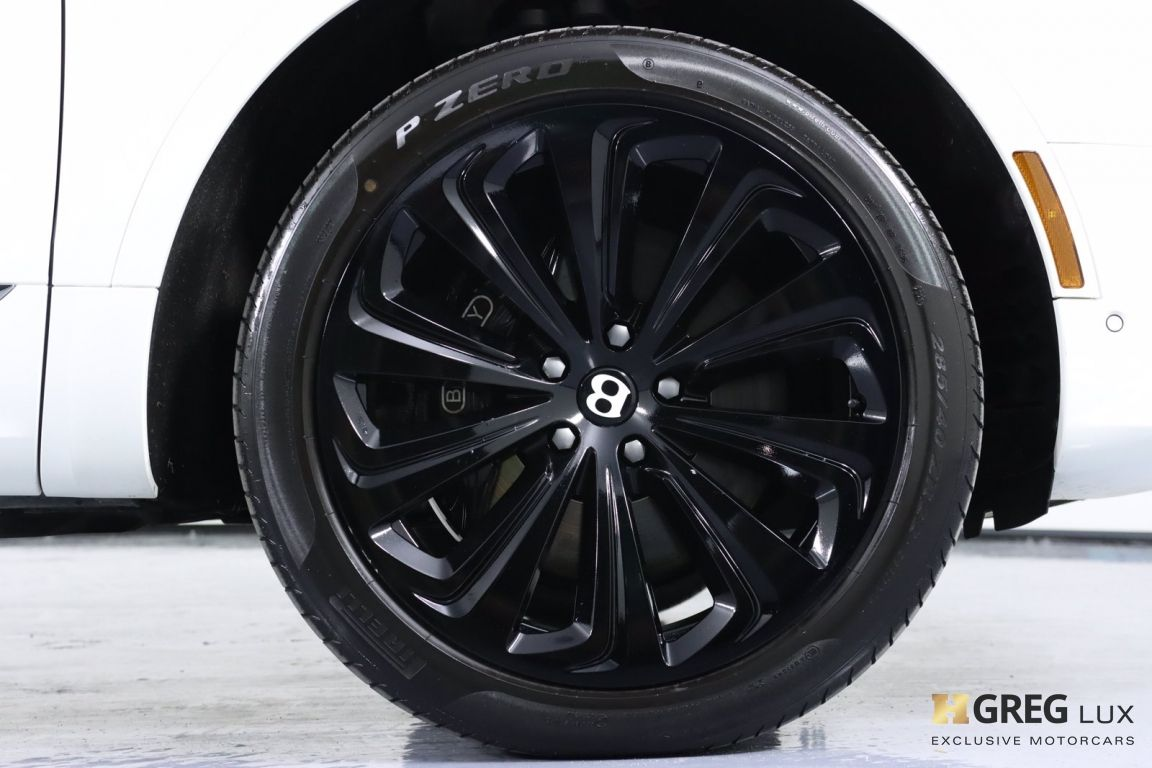 2021 Bentley Bentayga V8 #12