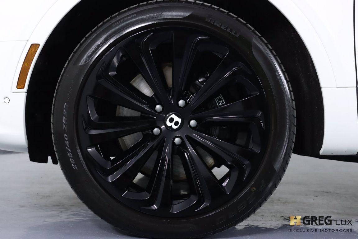 2021 Bentley Bentayga V8 #27