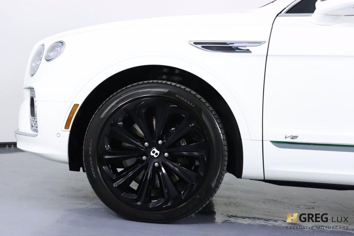 2021 Bentley Bentayga V8 #26