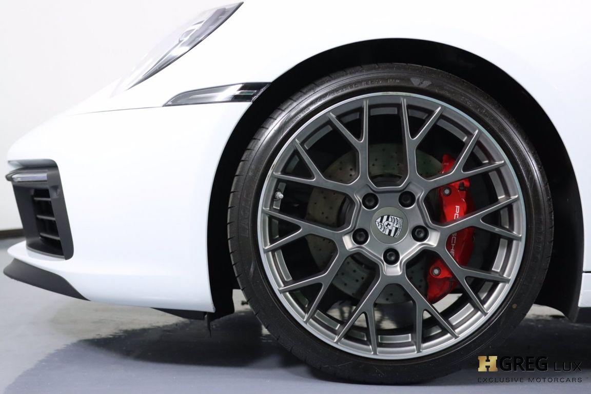 2020 Porsche 911 Carrera S #24