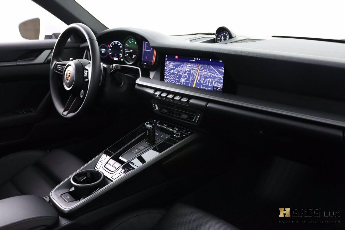 2020 Porsche 911 Carrera S #52