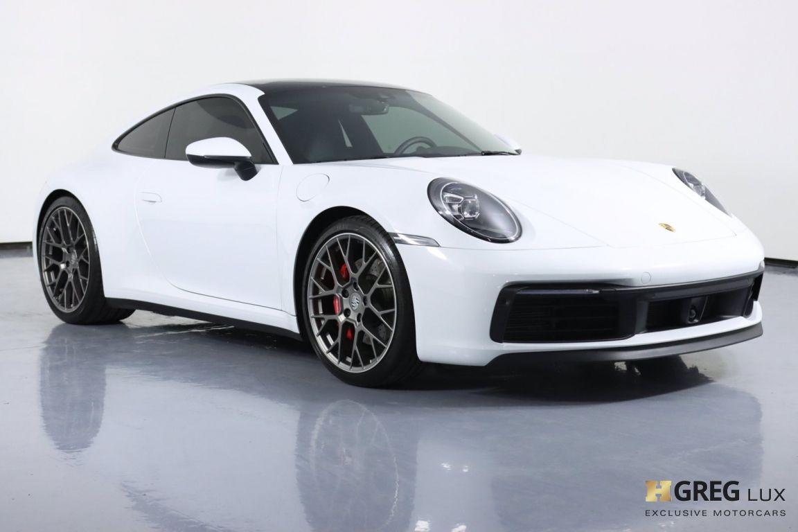 2020 Porsche 911 Carrera S #9
